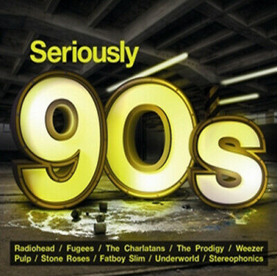 £2.82 • Buy Various Artists : Seriously 90s CD 3 Discs (2013) Expertly Refurbished Product