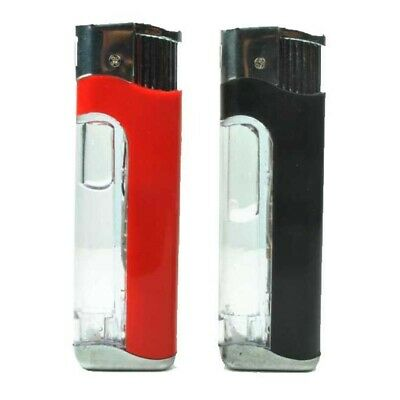 Electric Shock Lighter Gadget Gag Joke Prank Gift Novelty Pen Shocking Gum Toy • 3.49£