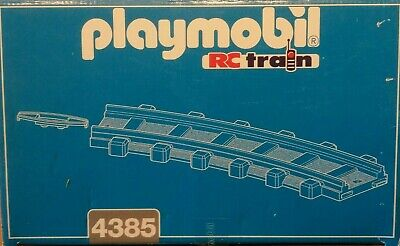 £19.40 • Buy Playmobil RC Train Track 4385 - 12 Curved Pieces Original Box G Scale COMPLETE