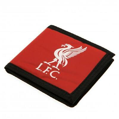 Liverpool F.C. Canvas Wallet Birthday Football Gift Coin Purse Official Product • 8.29£