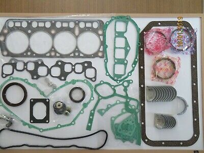 AU318.84 • Buy ENGINE REBUILD KIT SUIT EARLY 4Y TOYOTA ENGINES- 5,6,FG 10 To 30 MODELS
