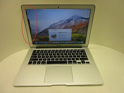$78 • Buy Apple MacBook Air 7,2 Core I5 1.6GHz 256GB SSD 13 Inch Mid 2017 OS Loaded