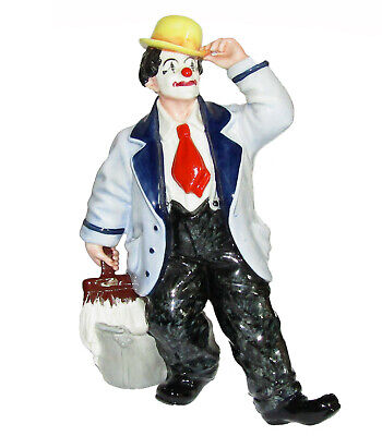 ROYAL DOULTON Ornament Figurine ' Slapdash ' Clown HN2277  1st Quality • 135£
