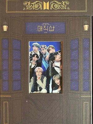 $45.99 • Buy BTS 5th MUSTER [MAGIC SHOP] DVD - Outerbox, Digipak & Photobook Only + Tracking#