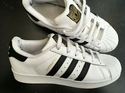 $ CDN1.72 • Buy Adidas Superstar Womens Youths Uk 5 Eu 38 Trainers Running Gym Casual Shoes
