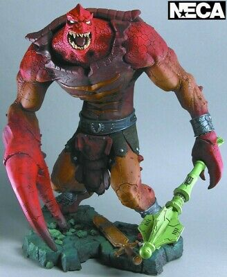 $199.99 • Buy Neca Four Horsemen Masters Of The Universe Clawful Resin Statue New In Stock