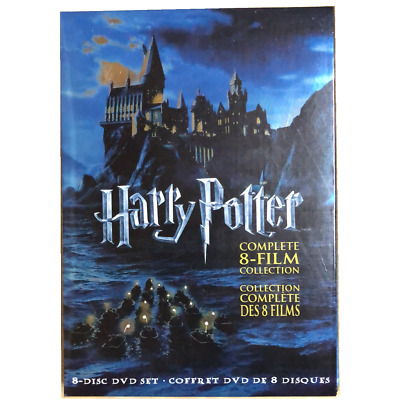 $ CDN22.82 • Buy [ Harry Potter(1-8)] DVD, 2011, 8-Disc Set,Brand New Complete Collection Movie