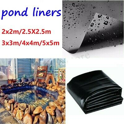 Extra Heavy Duty Fish Pond Liners Garden Pool Membrane Reinforced Landscaping UK • 16.99£