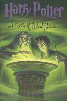 $7.78 • Buy Harry Potter And The Half-Blood Prince By Rowling J. K Hardcover FREE SHIPPING