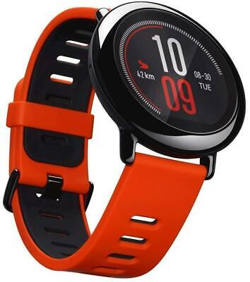 """View Details Xiaomi Amazfit Pace Smart Watch Red 1.34"""" Always-on LCD Touchscreen GPS Enabled • 73.99£"""