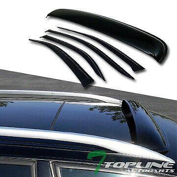 $47 • Buy Topline For 2002-2006 Toyota Camry Window Visors+Moonroof Deflector Vent Guard