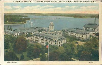 $5 • Buy (on0) Annapolis MD: Air View Of Mahan Hall