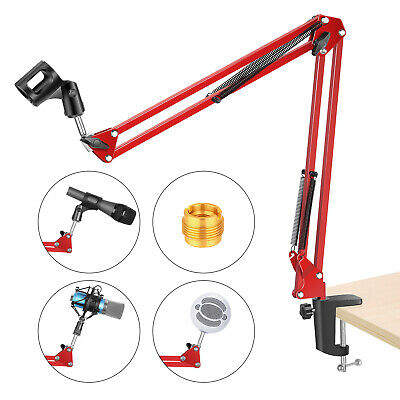 AU13.99 • Buy Neewer NW-35 Adjustable Recording Microphone Suspension Scissor Arm Stand