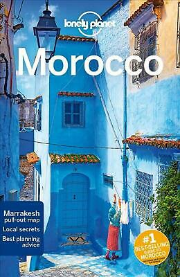 Lonely Planet Morocco By Lonely Planet (English) Paperback Book Free Shipping! • 14.63£