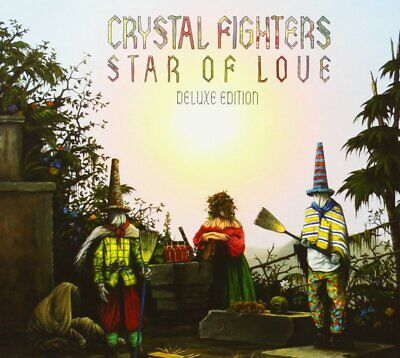 Crystal Fighters-Star Of Love CD Deluxe Edition  New • 16.87£