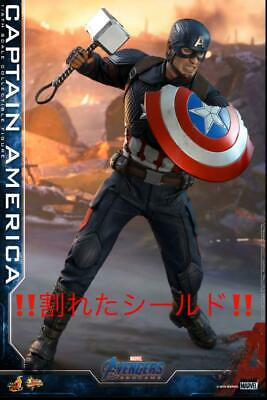$239.58 • Buy Japan Available Limited Hot Toys Captain America Shield