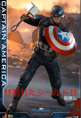 $234 • Buy Japan Available Limited Hot Toys Captain America Shield No Box