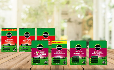 £18.99 • Buy Miracle-Gro EverGreen Seed Lawn Seed Fast Growing Rapid Quick Tough Hard Wearing