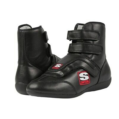 $149.95 • Buy Simpson Racing Shoes Stealth High-Top Design SFI 3.3/5 Rated