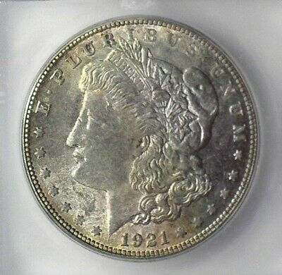 $3.58 • Buy 1921-s Morgan Silver Dollar Icg Ms63+ Valued At $87!