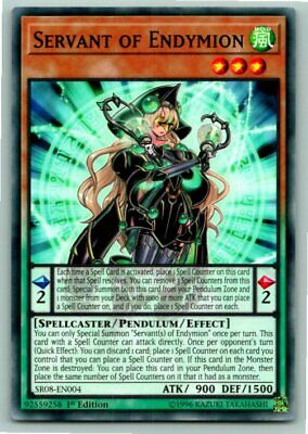 AU2.50 • Buy Servant Of Endymion - Mint / Near Mint Condition YUGIOH Card
