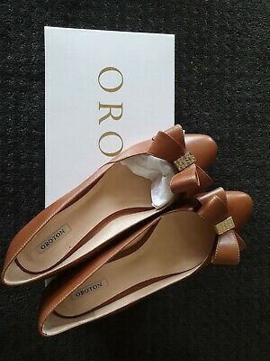 AU49 • Buy Oroton Tan Womens Shoes Size 42
