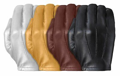 $59.95 • Buy TD302 Tough Gloves Ultra Thin Patrol Cabretta Unlined Leather Gloves