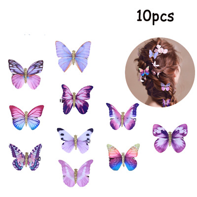 $7.99 • Buy 10pcs Hair Clip Kids Headdress Hair Barrette Bobby Pin Hair Clips For Children