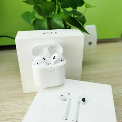 AU152.50 • Buy Apple AirPods (2nd Gen) With Wireless Charging Case (MRXJ2AM/A)