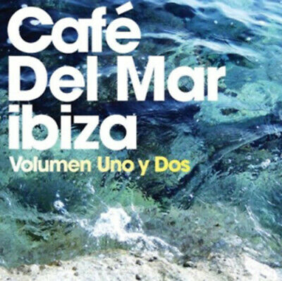 £3.95 • Buy Various Artists : Cafe Del Mar - Volume 1 And 2 CD Box Set 2 Discs (2010)