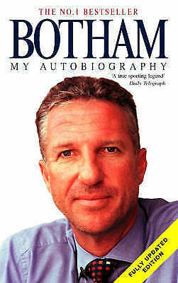 Botham: My Autobiography By Botham, Ian, Good Used Book (Paperback) FREE & FAST  • 3.05£