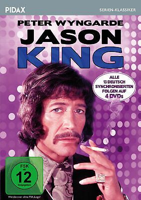Jason King DVD *NEU*OVP* • 29.22£