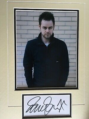 £30 • Buy Danny Dyer - Actor & Tv Personality - Signed Colour Photo Display