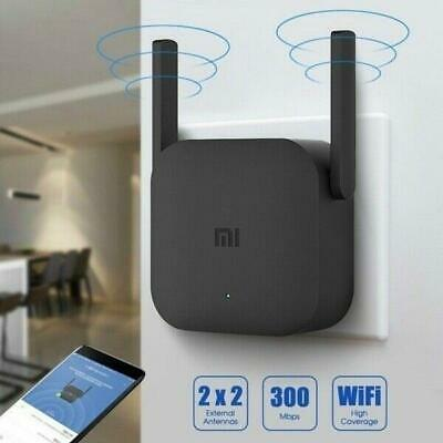 Xiaomi Pro 300M WiFi Booster - 2 External Antennas, 300Mbps Plug And Play • 39.90£