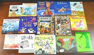 $39.99 • Buy Lot 15 PB/HB Classic Best-Selling Children's Picture Books Funny Top 100 L14