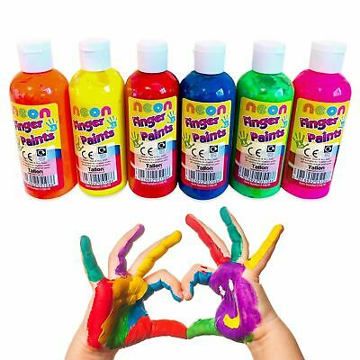 £9.95 • Buy Kids Craft Paint Sets   Children Art & Craft Painting   6 Non-Toxic Fun Colours