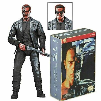 £35.50 • Buy Terminator 2 Judgement Day T-800 Video Game Appearance 7  Action Figure