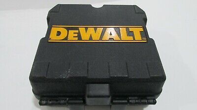 $109.95 • Buy DeWALT Laser Chalk Level, Self-Leveling Cross Line, DW088
