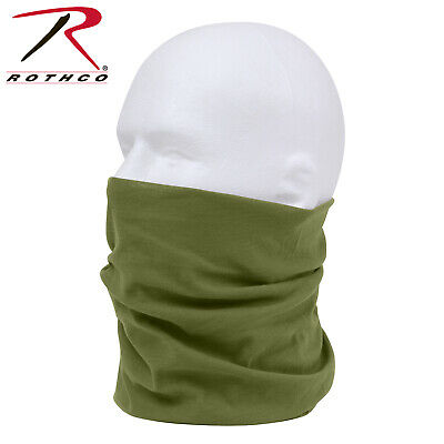 $7.99 • Buy Rothco Multi-Use Tactical Wrap OD Green Head Face Neck #5305