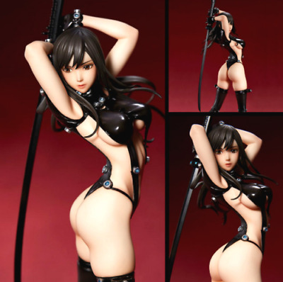 $ CDN14.81 • Buy Jap Anime GANTZ Union Creative NO.16 Sexy Shimohira Reika PVC Figure Model Sword