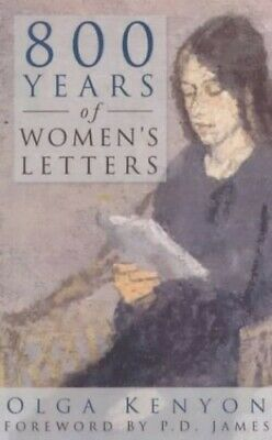 $8.89 • Buy 800 Years Of Women's Letters Paperback Book The Fast Free Shipping
