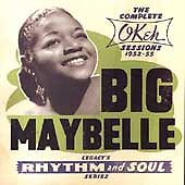£4.26 • Buy Big Maybelle : Complete Okeh Sessions 1952-55 Soul/R & B 1 Disc CD