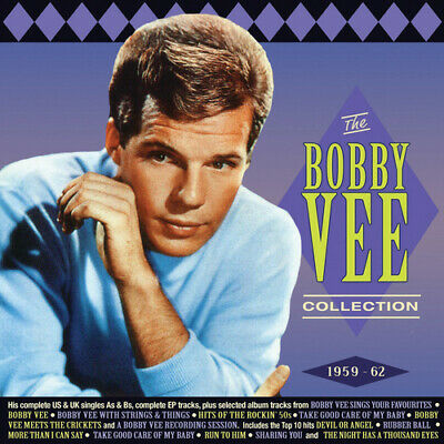 $13.20 • Buy Bobby Vee : The Bobby Vee Collection 1959-62 CD 2 Discs (2017)
