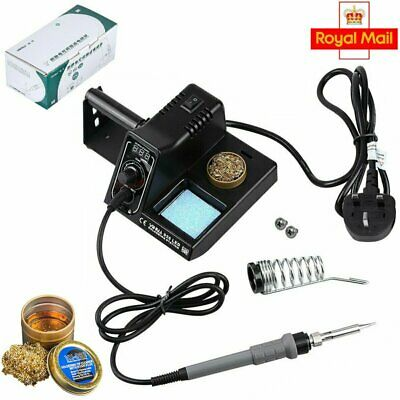 LED Digital Controllable Soldering Iron Station 60W Premium Rework Station Set • 23.97£