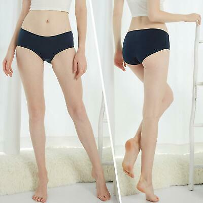 Gym Knickers Size 14 Sports Pants Netball Briefs Stretchy Cotton Navy Blue • 8.99£