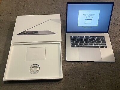 $1525 • Buy Apple MacBook Pro 15  I9 2.9 GHz 16GB RAM 512GB SSD Radeon 560X AppleCare+