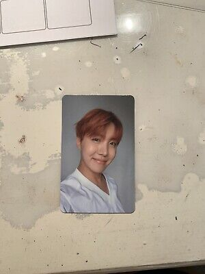 $3.25 • Buy BTS J-Hope Love Yourself HER Photocard