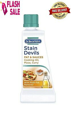 Stain Devils Removes Dr Beckmann Different Types Of Stains Effective 50 Ml • 3.49£