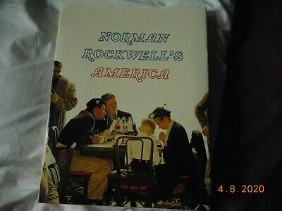 $ CDN12.98 • Buy Norman Rockwell's America 1985 Edition Hardcover Illustrated Coffee Table Book