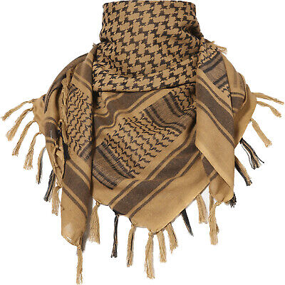 $12.99 • Buy Military Army Shemagh Large Lightweight Arab Tactical Desert Keffiyeh Scarf Wrap